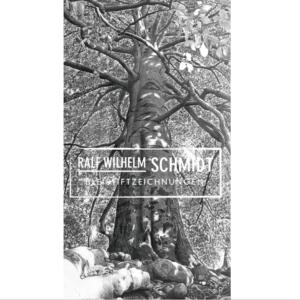 Baum Zeichnung, Buche Empor, Bleisiftzeichnung von Ralf Wilhelm Schmidt