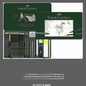 Faber CastellZeichenset groß