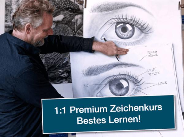 Premium Zeichenkurs