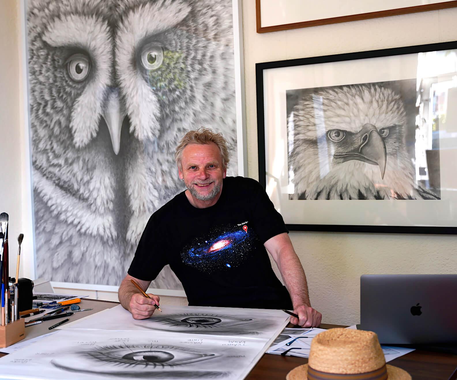 Ralf Wilhelm Schmidt-zeichnen lernen
